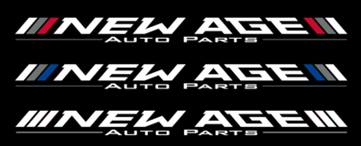 NewAgeAutoParts Big Banner Vinyl