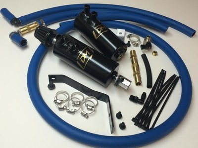 Damond Motorsports Oil Catch Can Stage 3 Mazdaspeed 6 MPS 6 2005-2007