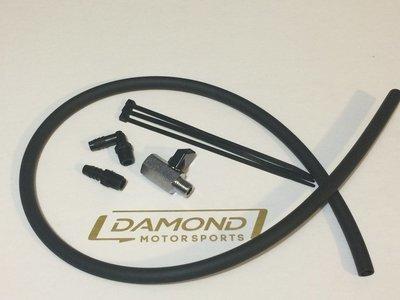 Damond Motorsports Drain Valve Mazdaspeed Ford