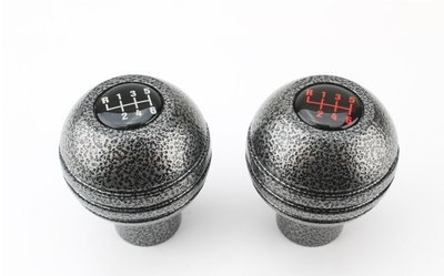 JBR Spherical Shift Knob - Silver Vein Mazdaspeed 3/6 MPS 3/6 2005-2013