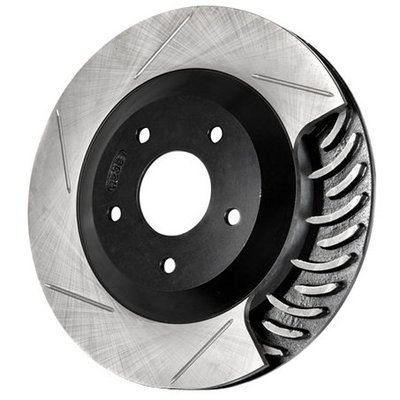 Stoptech Slotted Rotor Front Left Mazdaspeed 3 MPS 3 2006-2013