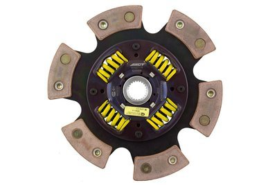 ACT 6 Pad Sprung Race Disc Only Mazdaspeed 3/6 MPS 3/6 2005-2013