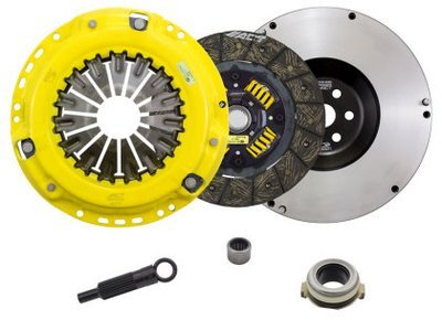 ACT HD Clutch Kit with Streetlite Flywheel Mazdaspeed 3/6 MPS 3/6 2005-2013 ZX5-HDSS 415 ft lbs