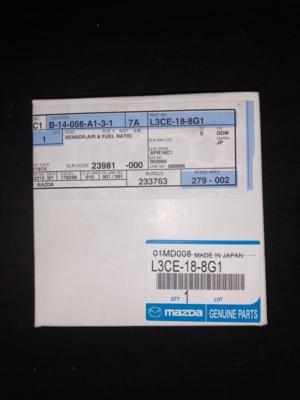 Mazda OEM Oxygen Sensor Upper Primary Mazdaspeed 6 MPS 6 2005-2007 L3M6-18-8G1F