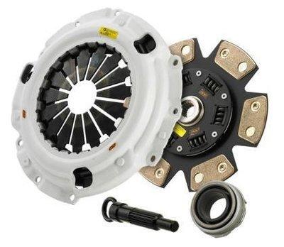 Clutch Masters FX400 Ceramic Lined Sprung Clutch Kit w/ Steel Flywheel Mazdaspeed 3/6 MPS 3/6 2005-2013