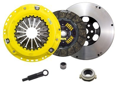 ACT HD Performance Street Disc Clutch Kit with Prolite Flywheel Mazdaspeed 3/6 ZX4-HDSS 415 ft lbs