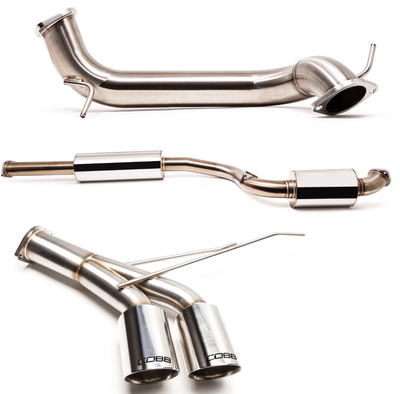 Cobb Catback Exhaust System 2013-2018 Ford Focus ST