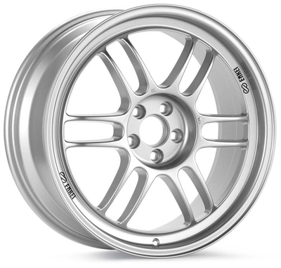 Enkei RPF1 17x9 5x114.3 45mm Offset 73mm Bore Wheel All Colors Mazdaspeed 3/6 MPS 3/6 RX-8 All Years 379-790-6545