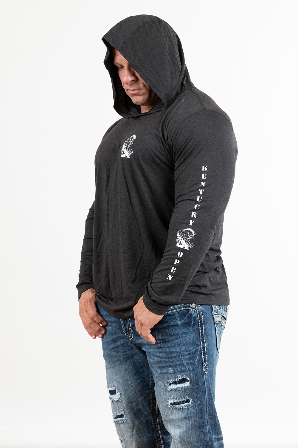 Official KY Open Hoody