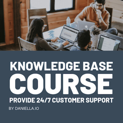 Access Course Content | How to Build a Knowledge Base
