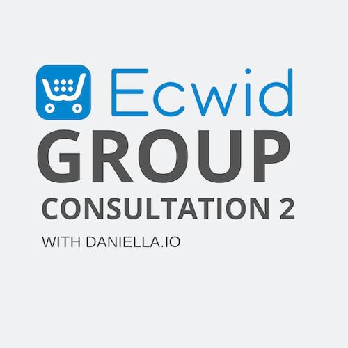 Ecwid Consultation 2 | Links