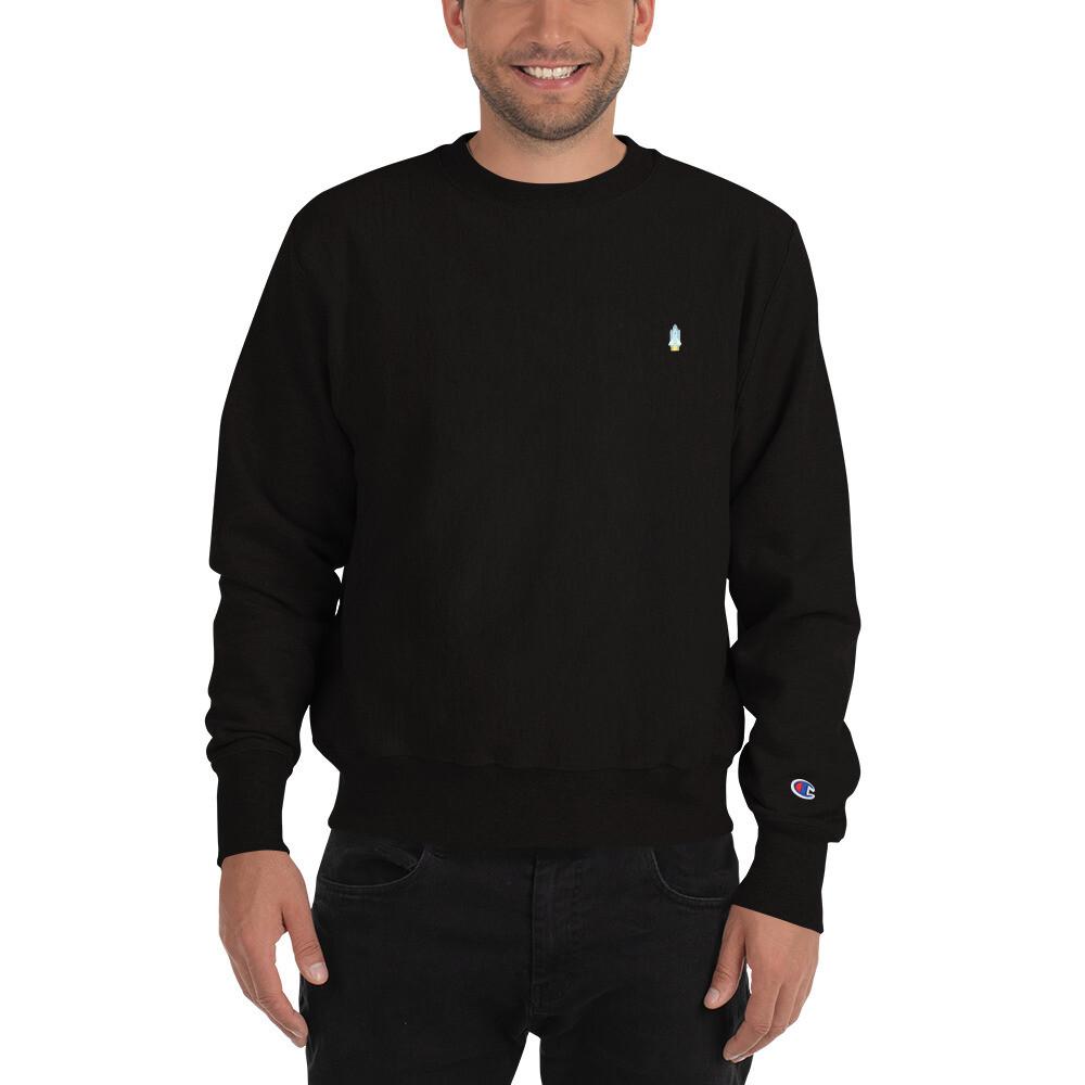 Beginners Passive Income Champion Sweatshirt