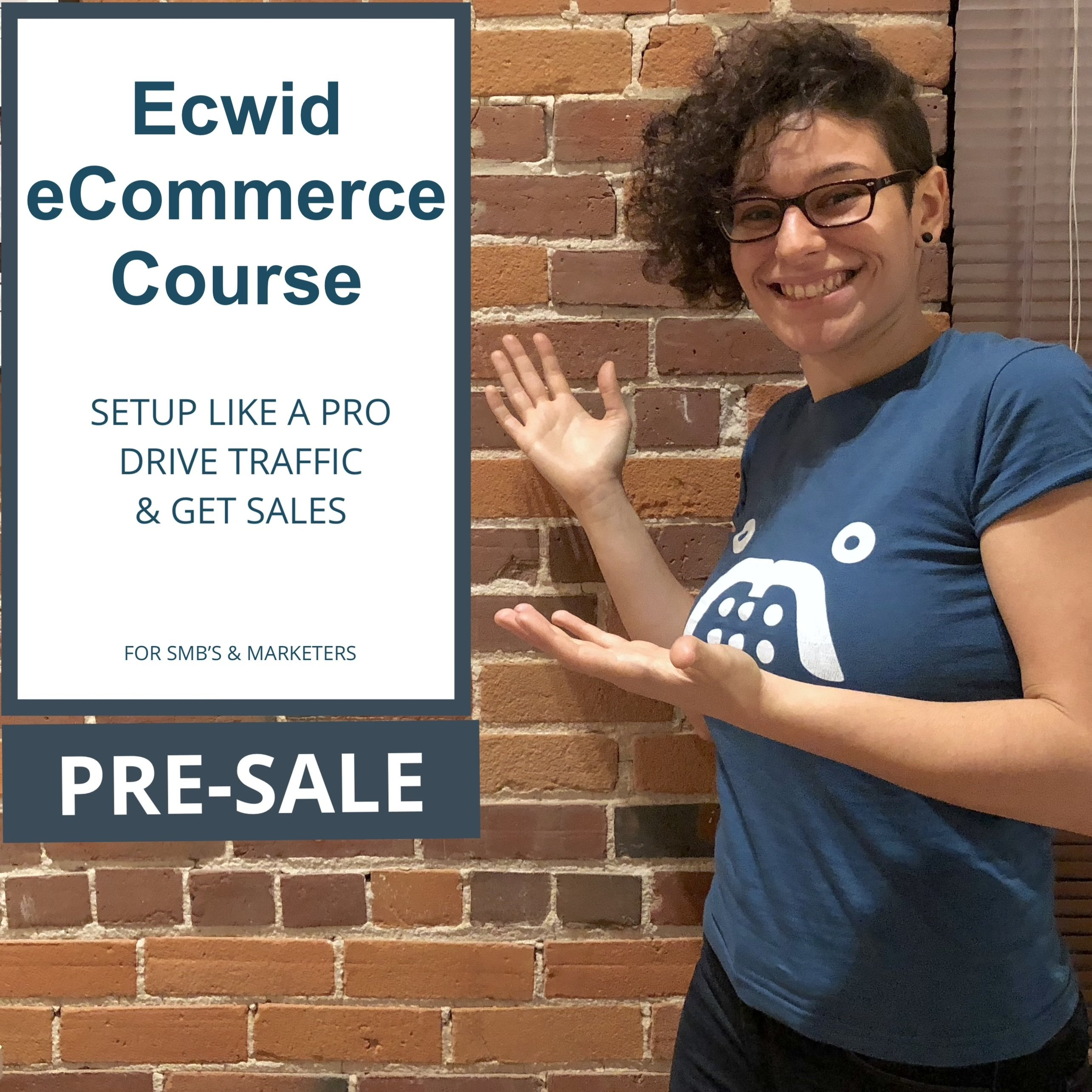 PRE-RELEASE SALE | Ecwid Power Course Build an eCommerce Empire with Ecwid 00011