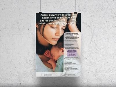 PRCNY Poster – Spanish (1 piece)