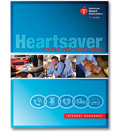 HS CPR / AED + First Aid by AHA 07