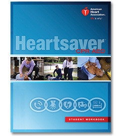 HS CPR / AED by AHA - Online + Skills Check