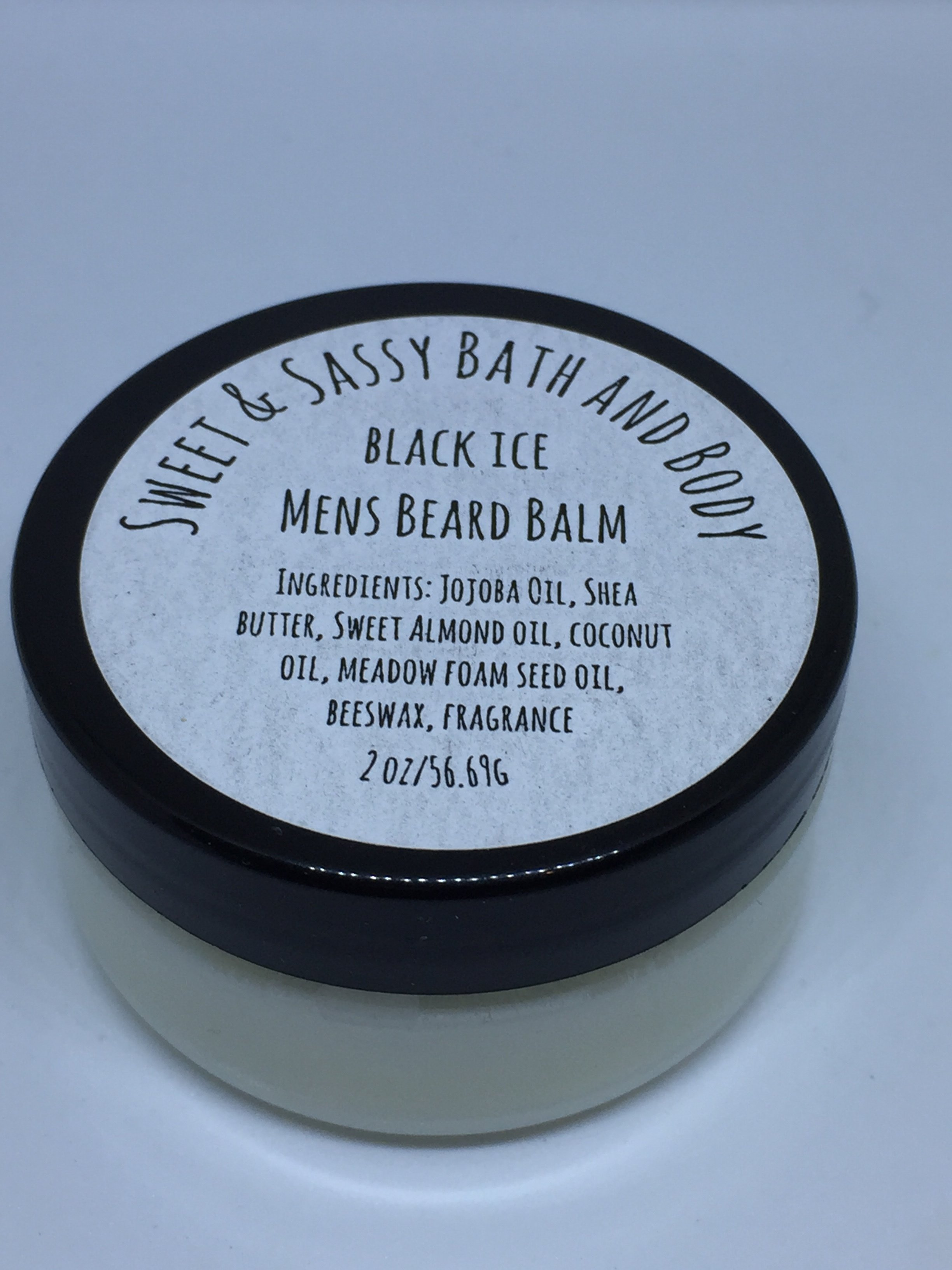 Sweet & Sassy Beard Balm 00068
