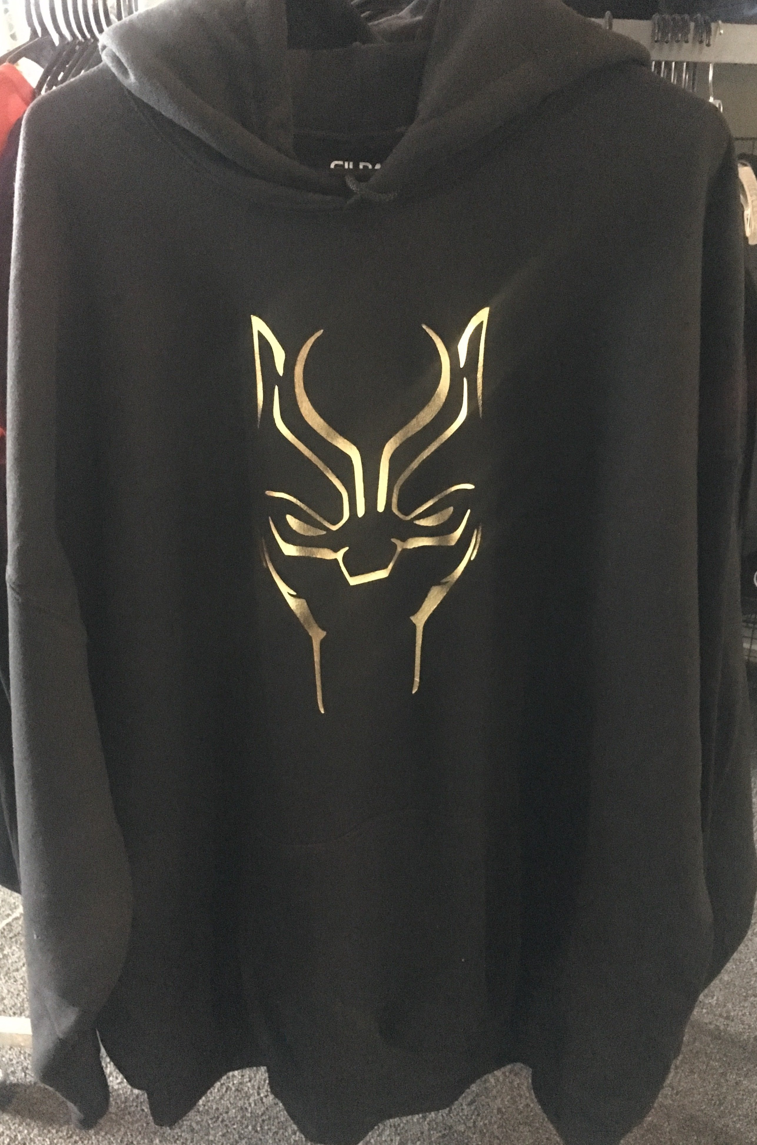 Black Panther Hoodie 00171