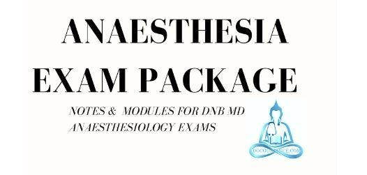 Anaesthesia Exam Package