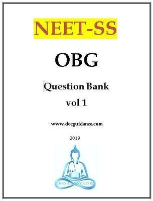 OBG NEET-SS Question Bank vol1