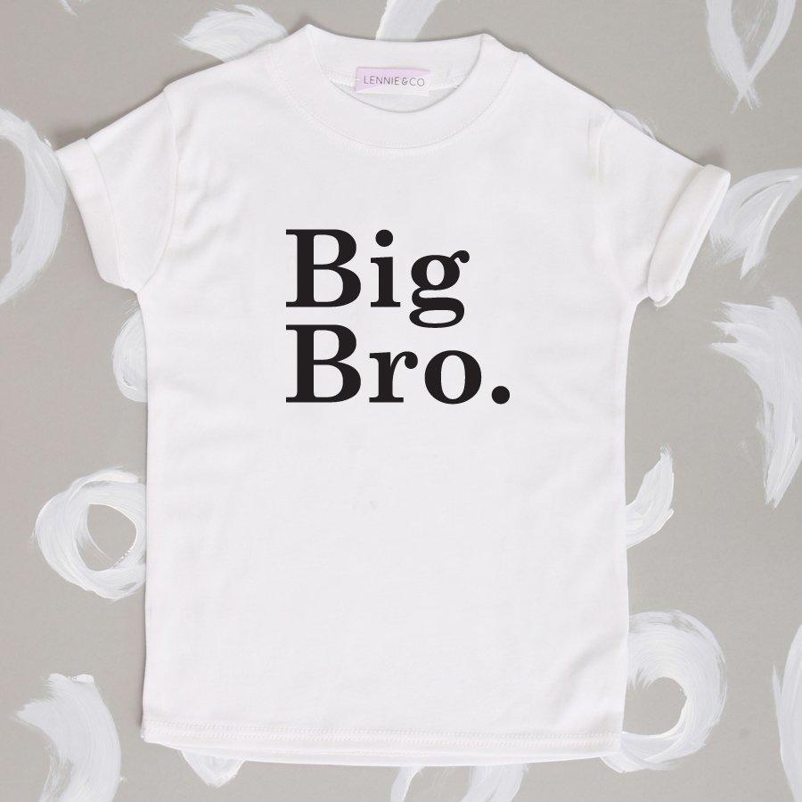 Lennie&co Big Bro T-shirts
