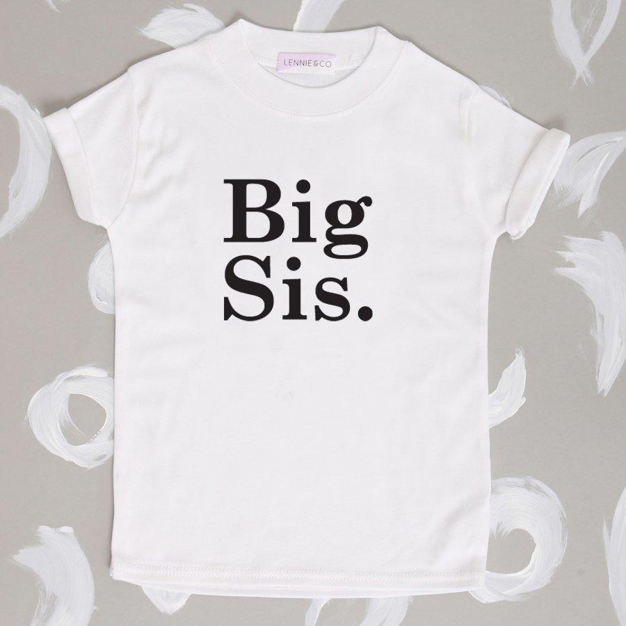 Lennie&co Big Sis T-Shirts