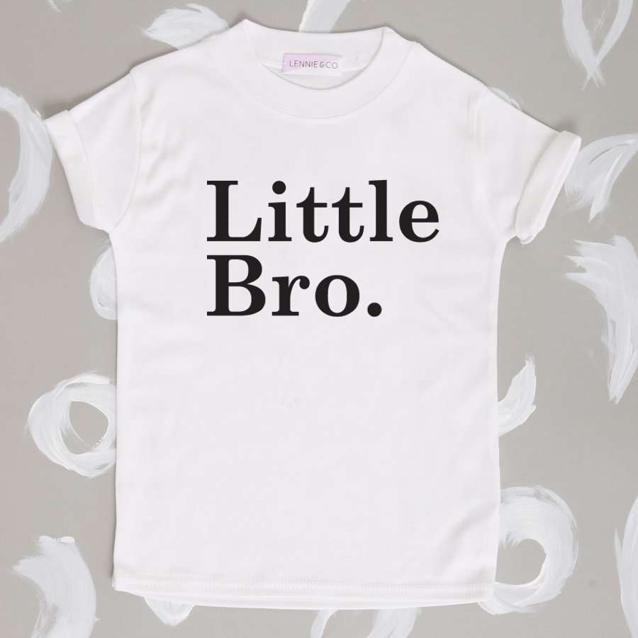Lennie&co Little Bro T-shirts