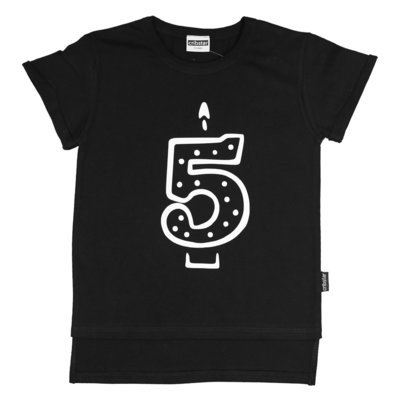 Birthday Candle 5 T-Shirt