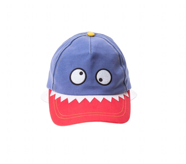Rockahula Kids Happy Monster Cap