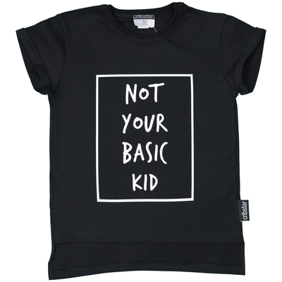 Cribstar Not Your Basic Kid T-shirt