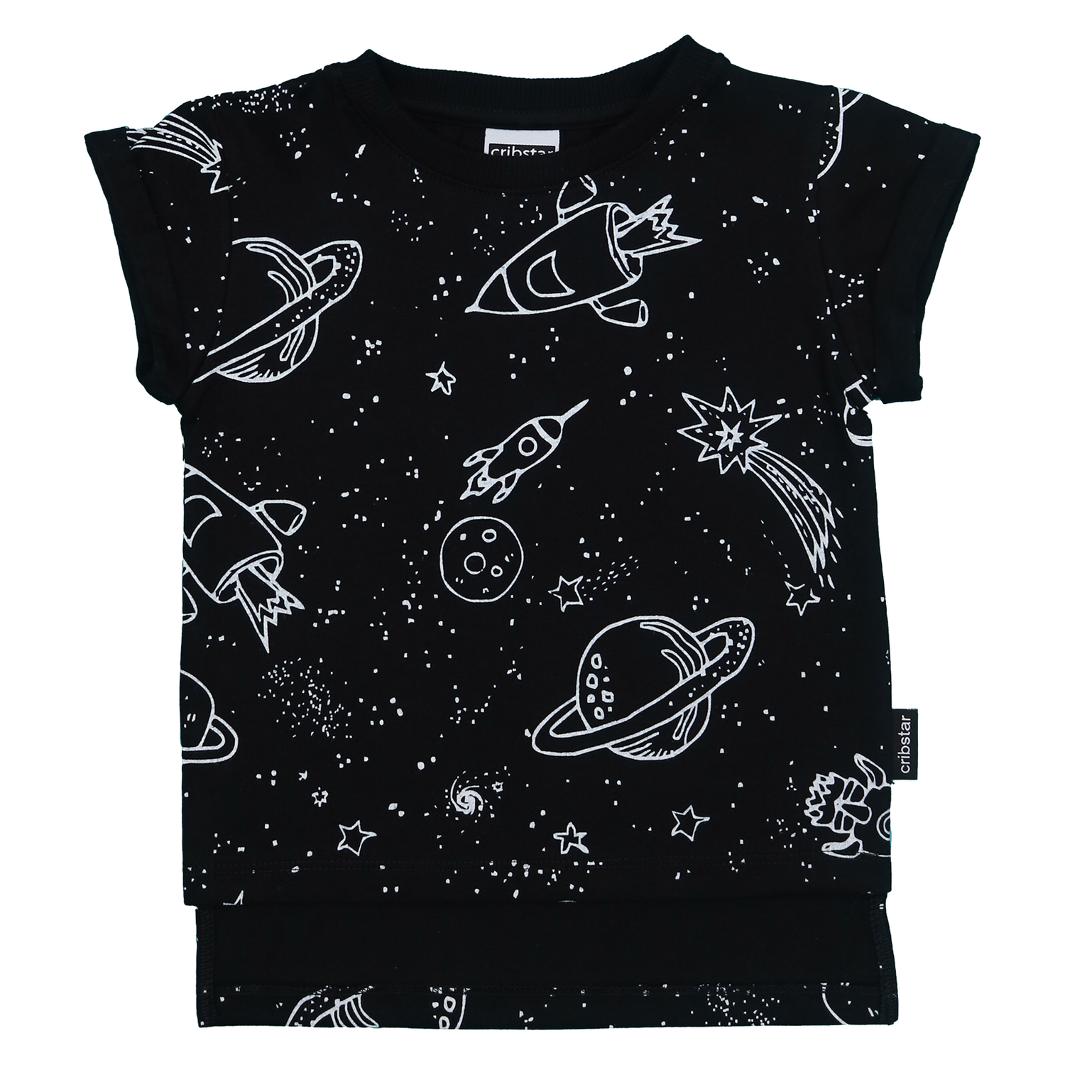 Cribstar Space T-shirt