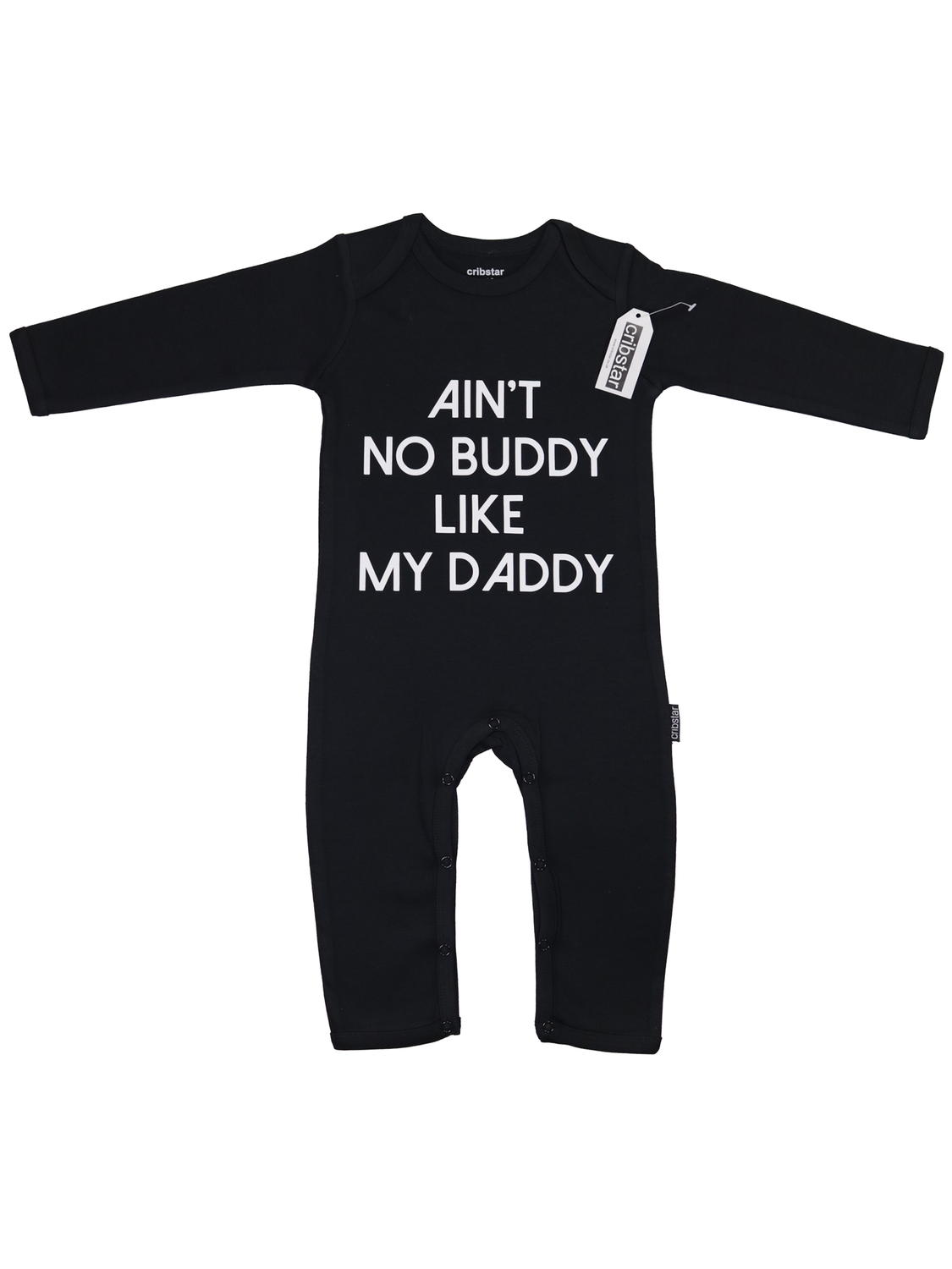 Cribstar Aint No Buddy like my daddy Baby Romper