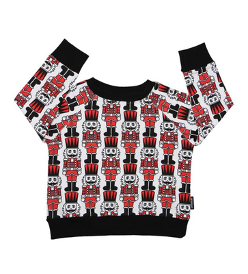 Cribstar -  Christmas Nutcracker Sweatshirt