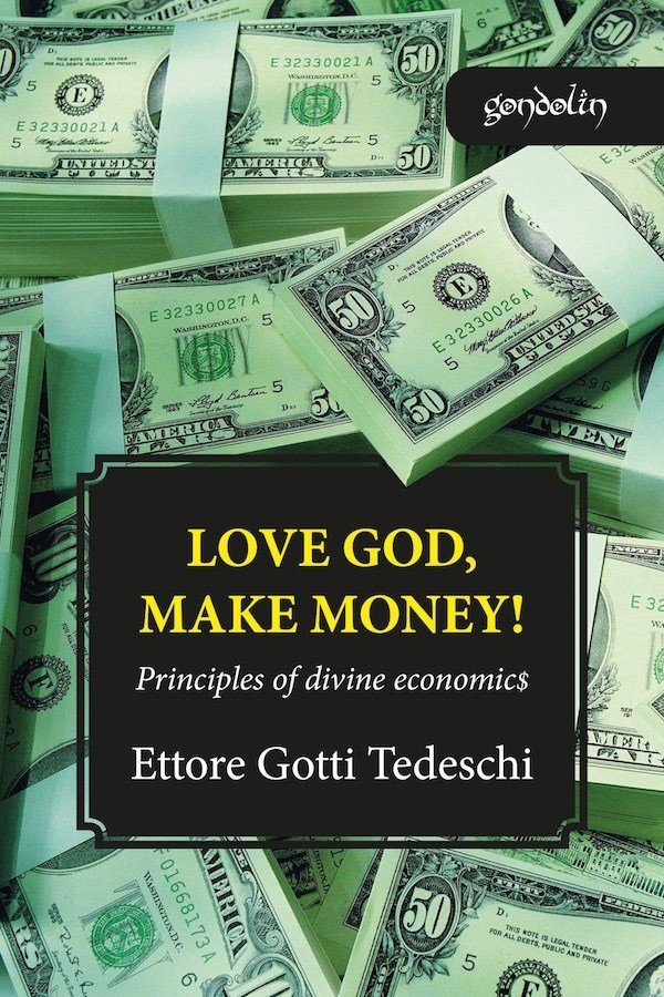 Love God, make money! eBook
