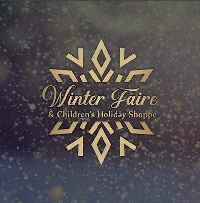 Winter Faire Token | $3 per Token