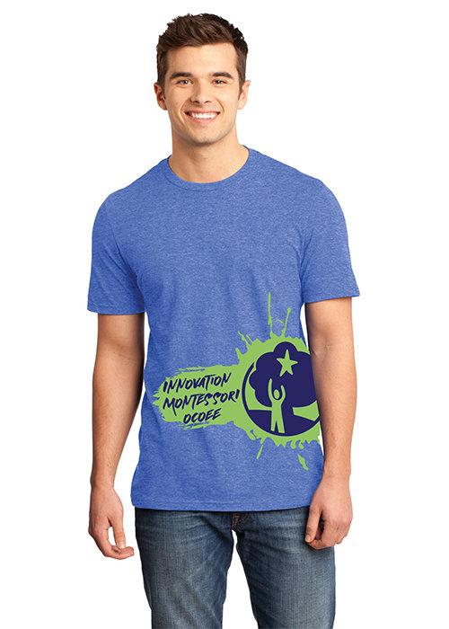 Blue IMO Splash T-Shirt ADULT90