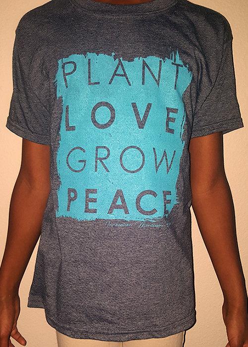 Gray PLGP T-Shirt YOUTH80