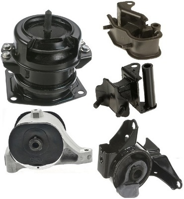 Acura MDX Automatic 2003 2004 2005 2006 Motor Mounts
