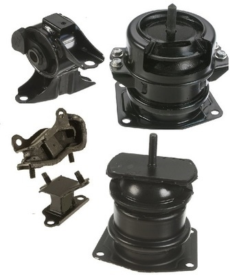 Acura CL 2001 2002 2003 Automatic Motor Mounts Set
