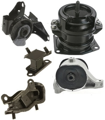 Acura MDX 2001 2002 Automatic Motor and Transmission Mounts