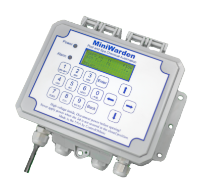 MiniWarden Economical Chemical Automation For Residential & Commercial