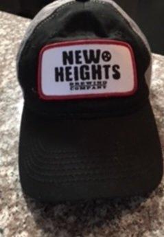 6bcc9e5f96c6d Trucker Hat - Black with White Mesh Back