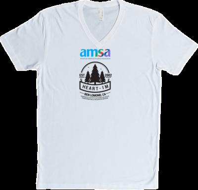 AMSA HEART-IM 3200 T-Shirt