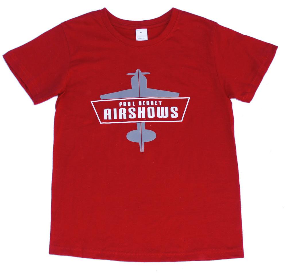 PBA T-Shirt RED