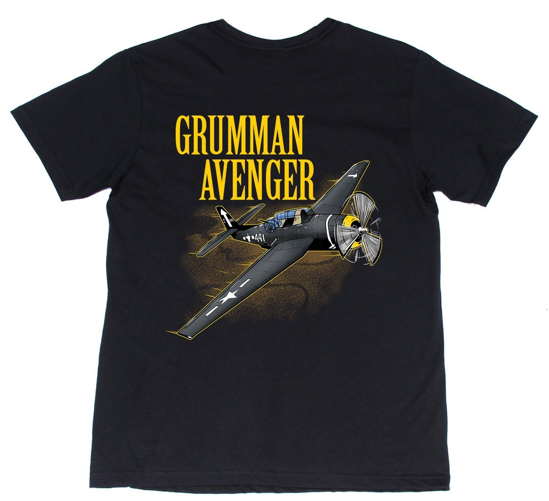 PBA T-Shirt Avenger