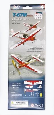 T-67M Firefly Rubber Band Powered Aeroplane