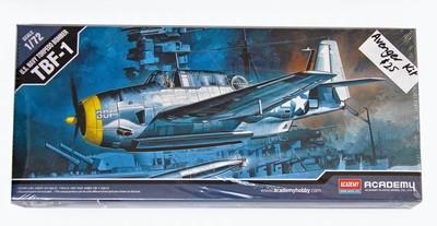 Grumman Avenger Plastic Model Kit