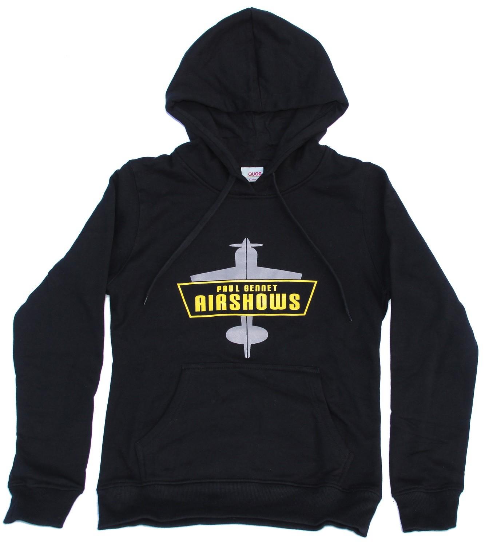 PBA Hoodie BLACK