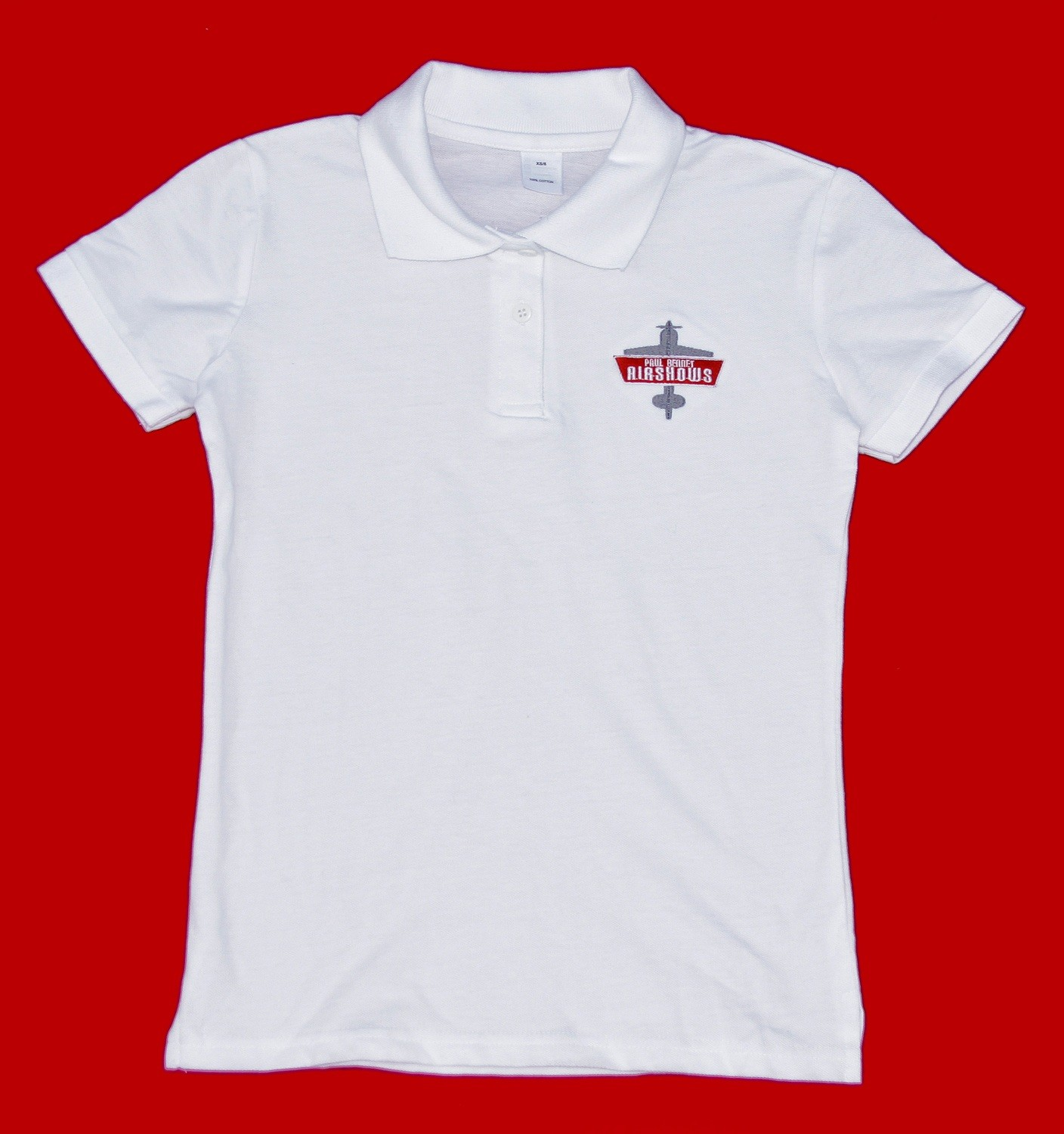 PBA Polo WHITE