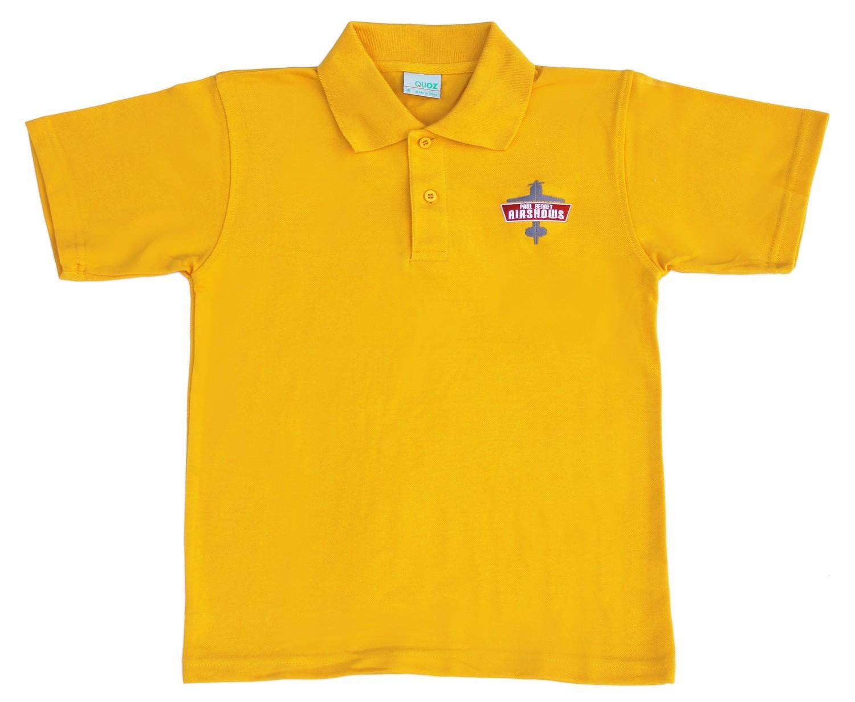 PBA KIDS Polo YELLOW